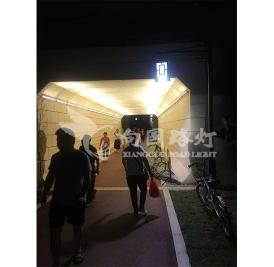 LED亮化灯现场安装实景案例