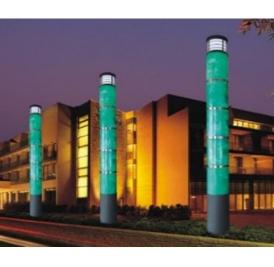 led太阳能路灯生产厂家亮化助力节能减排