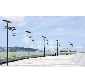 led太阳能路灯生产厂家的能量都来源于自然的光源