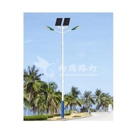 阐述太阳能路灯有哪些优势呢