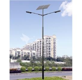 看看农村led太阳能路灯与电池板是如何匹配的呢