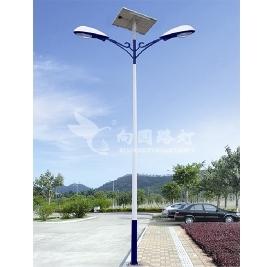 农村led太阳能路灯的发展都有哪些改进呢