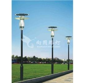 安装led太阳能路灯的基本流程