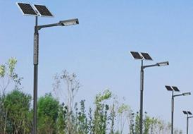 农村led太阳能路灯工作原理是什么?
