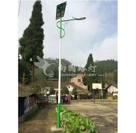 农村led太阳能路灯灯杆制造标准