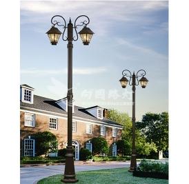 新型庭院灯